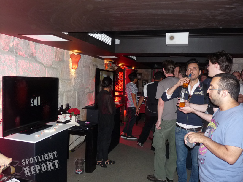 Man Cave Birthday Ideas : On the spot sony entertainment s man cave party