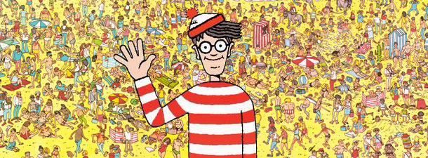 That they have acquired the rights to make a where s wally film