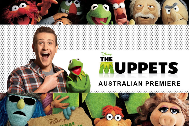 muppets-sydney-premiere