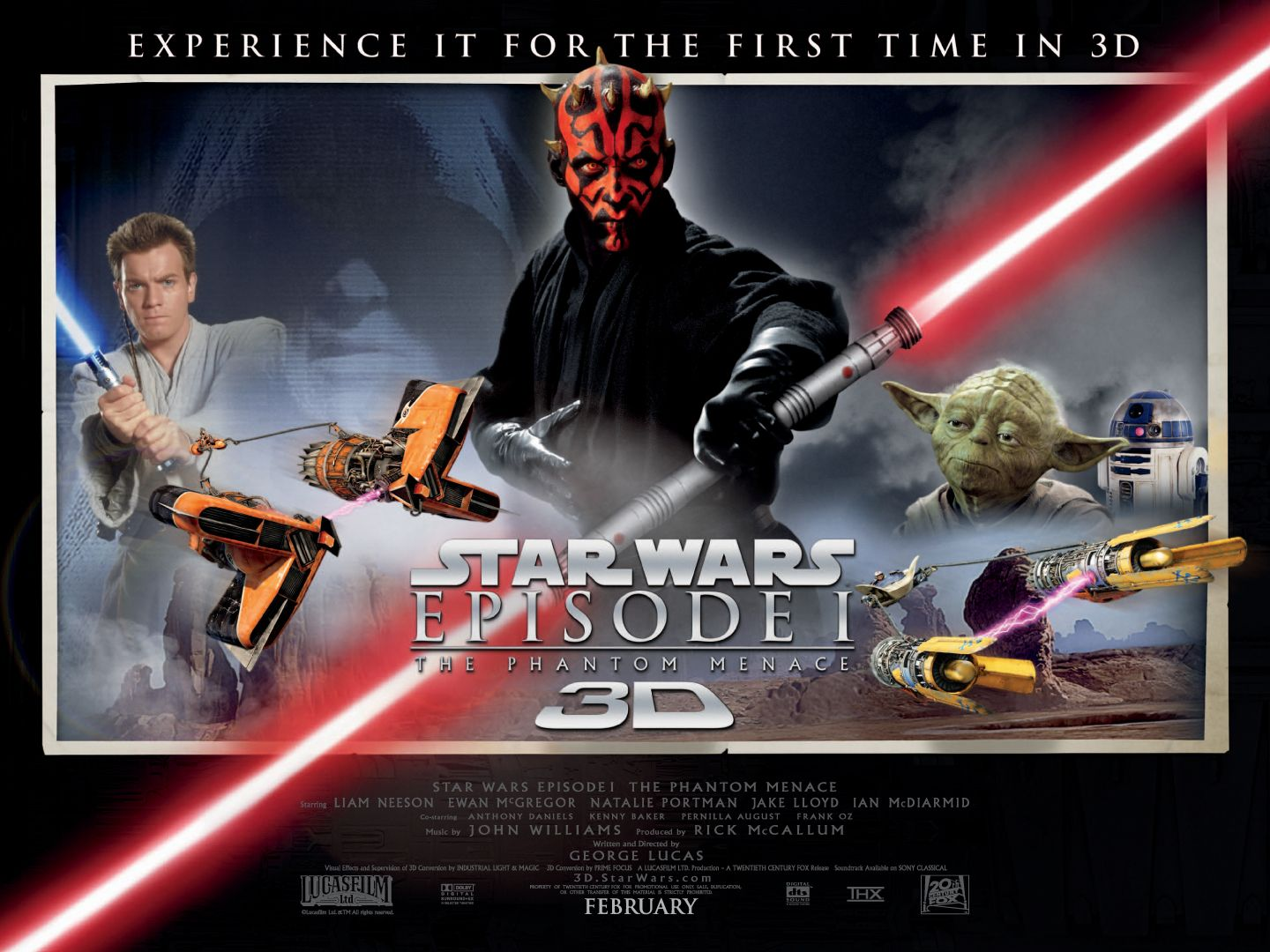 an analysis of the movie star wars episode one the phantom menace video game Star wars episode i: the phantom menace summary & study guide includes detailed chapter summaries and analysis, quotes, character descriptions, themes, and more.
