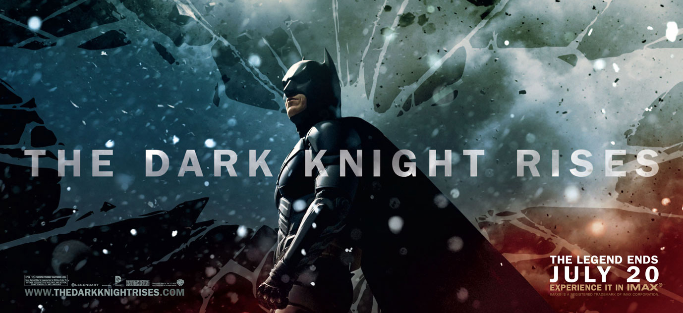 THE DARK KNIGHT RISES New Tv Spot Banners And Posters