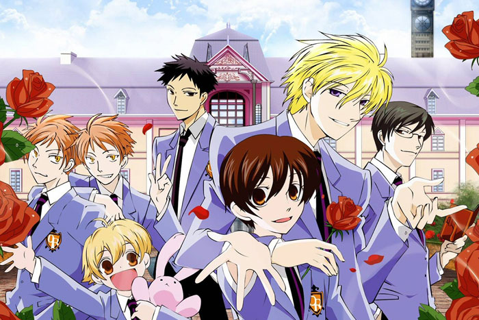 which ouran host club member are you