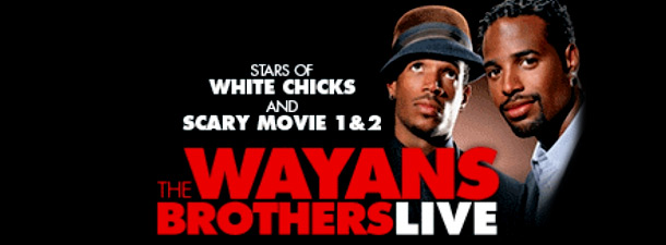 Wayans Brothers Comedy Tour