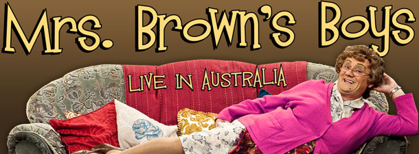 Mrs browns boys melbourne