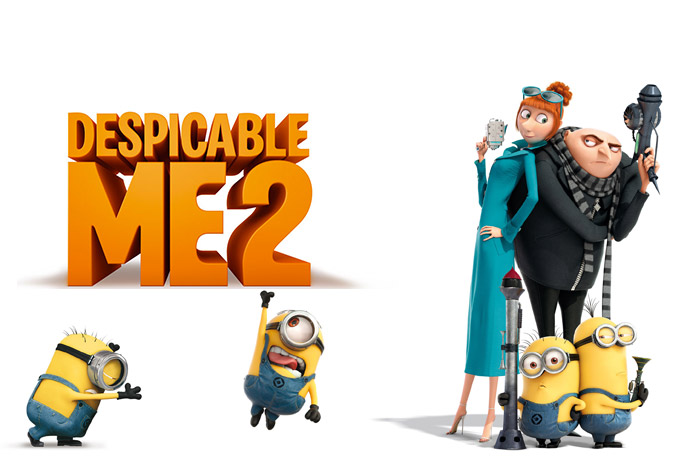 movie review despicable me 2