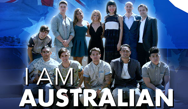 Sony Music Artists To Release 'I Am Australian' In Time For