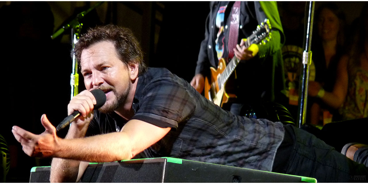 Eddie Vedder Tour Australia