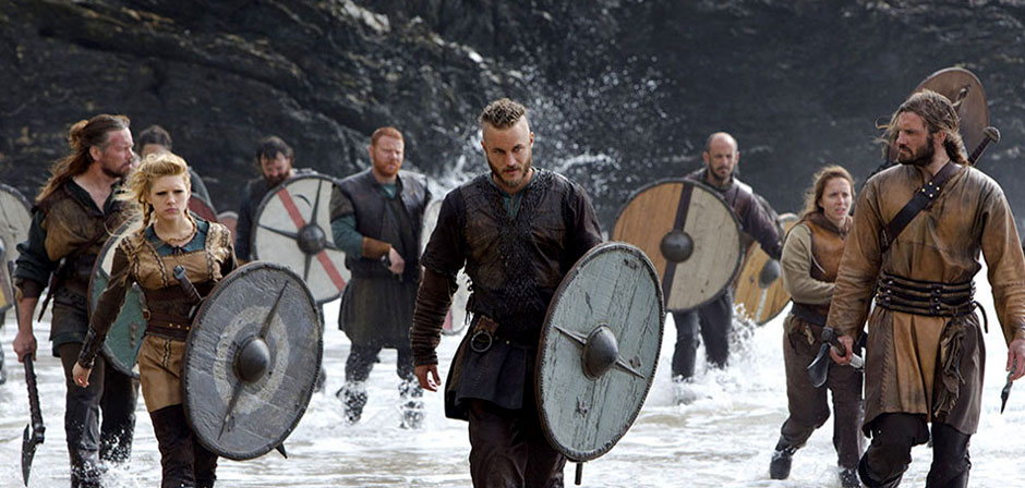 Vikings' Season 1 Blu-Ray Review – Spotlight Report