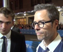 Rover Red Carpet Robert Pattinson Guy Pearce