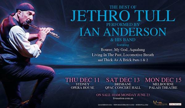 Jethro Tull Thick As A Brick  Tour Reviews