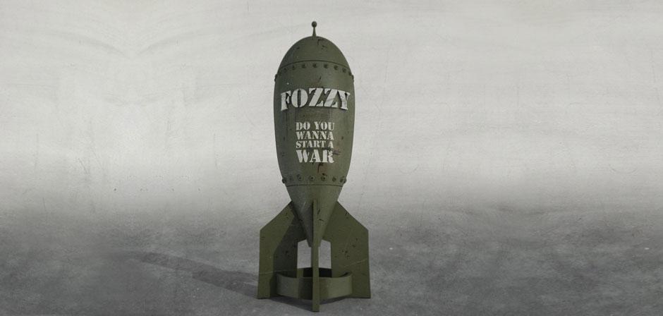 FOZZY – Do You Wanna Start A War Lyrics | Genius Lyrics