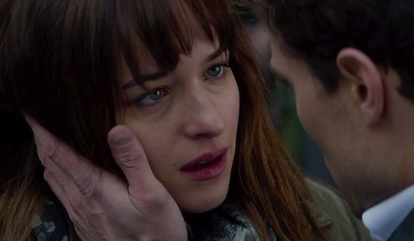 Fifty shades of grey second trailer spotlight report for Second 50 shades of grey