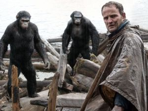 Dawn Of The Planet Of The Apes still bd 1