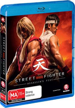 Street Fighter Assassin S Fist Movie Edition Review Spotlight
