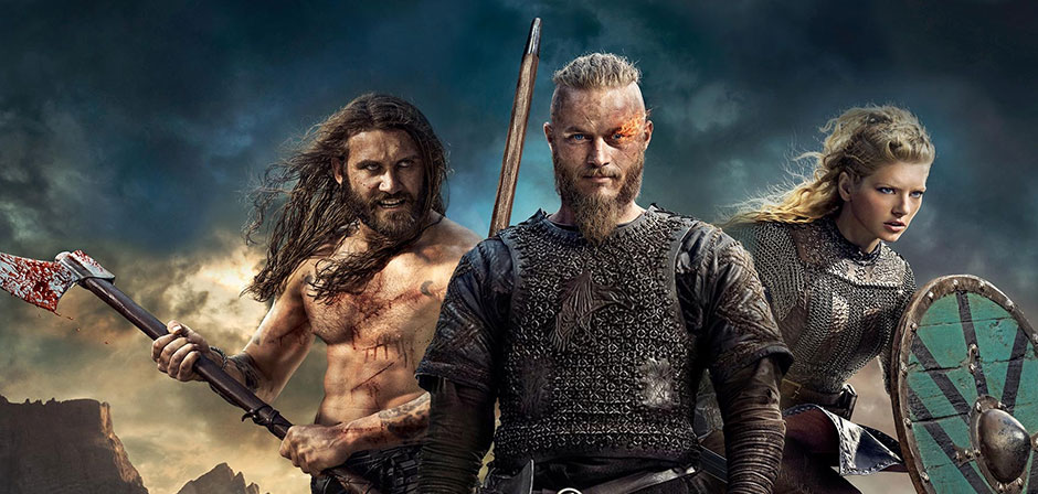 Vikings Season 2 Stream