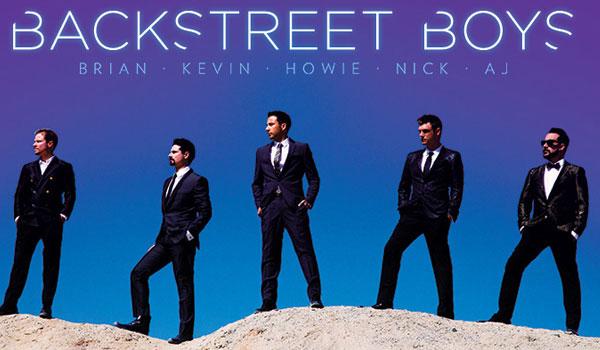 Backstreet Boys 2015 Australian Tour Announced
