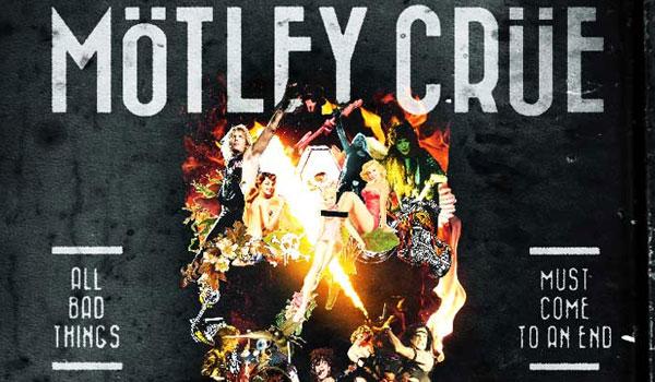 Motley crue tour dates in Australia