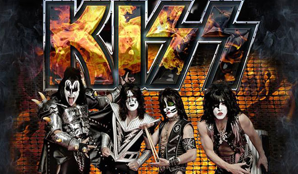 Kiss tour dates in Australia