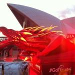Game Of Thrones Season 5 Sydney Opera House Premiere