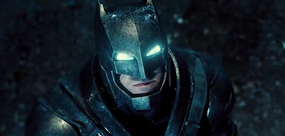 Teaser Trailer For Batman V Superman Dawn Of Justice Spotlight - First teaser trailer dawn of justice