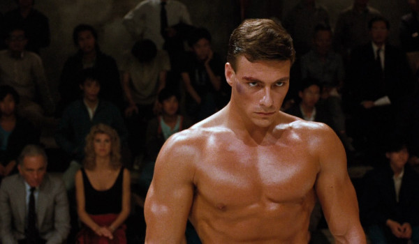 Van Damme Proves He Still Has The Moves!