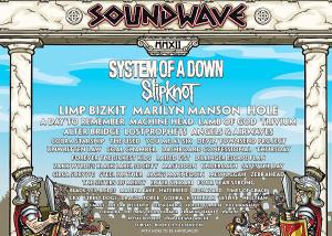 soundwave 2012