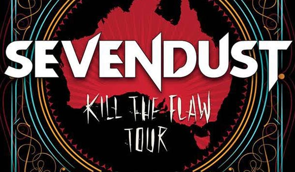 Sevendust Announce Australia & New Zealand Tour – Spotlight Report
