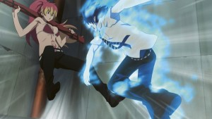Blue Exorcist bd 3
