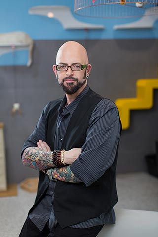 Interview my cat from hell 39 s jackson galaxy spotlight for Jackson galaxy images