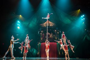 Photos: Matt Beard Costumes: Marie-Chantale Vaillancourt ©2012 Cirque du Soleil