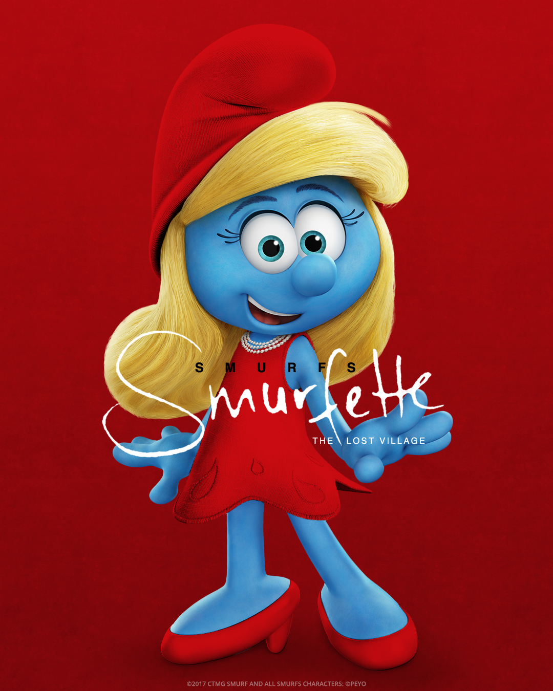 The Smurfs – Oscar's Parody Posters – Spotlight Report ...