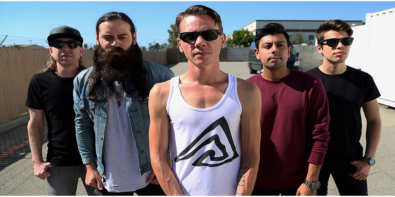 Interview: Red Jumpsuit Apparatus' Ronnie Winter! | Spotlight ...