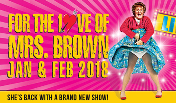 Mrs browns boys adelaide