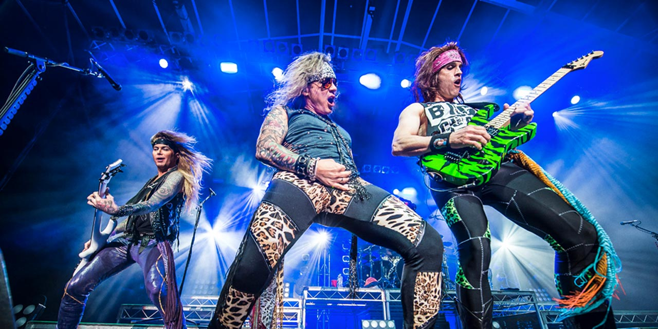 Steel Panther 2018 Live