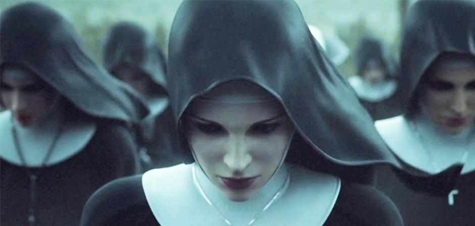 556a16cd9169 The Nun  Movie Review – Spotlight Report