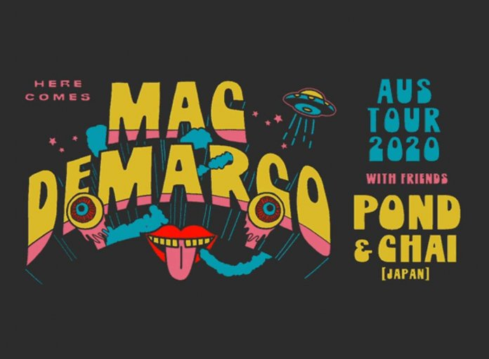 Mac Demarco Tour 2020 Here Comes Mac DeMarco! Aus NZ Tour Announced – Spotlight Report