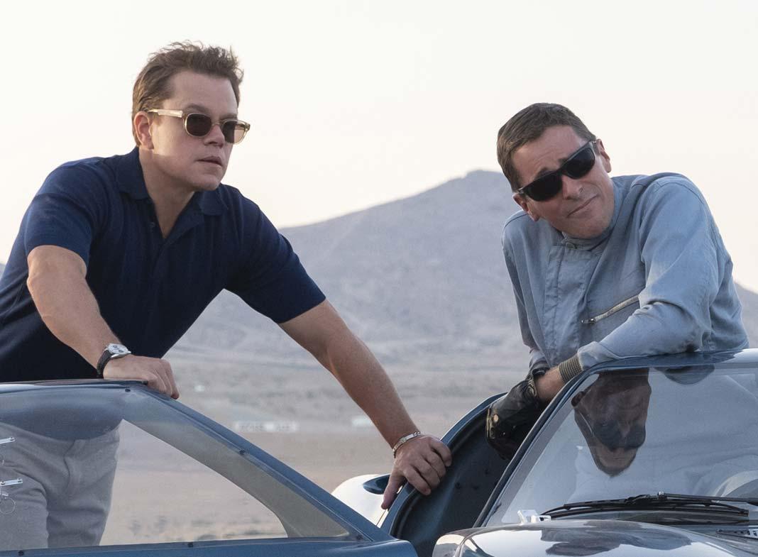 New 'Ford V Ferrari' Trailer